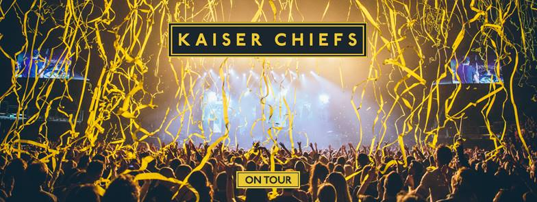 Kaiser Chiefs - LIVE - Dalby Forest